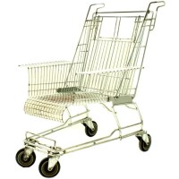 Shopping Cart Chair by Tom Sachs on artnet Auctions
