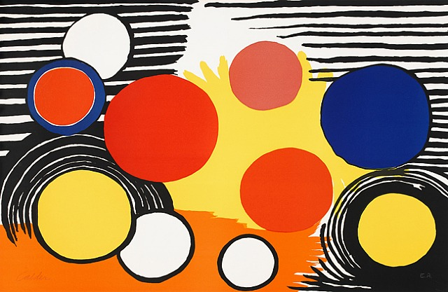 Alexander Calder, The Bird's Nest
