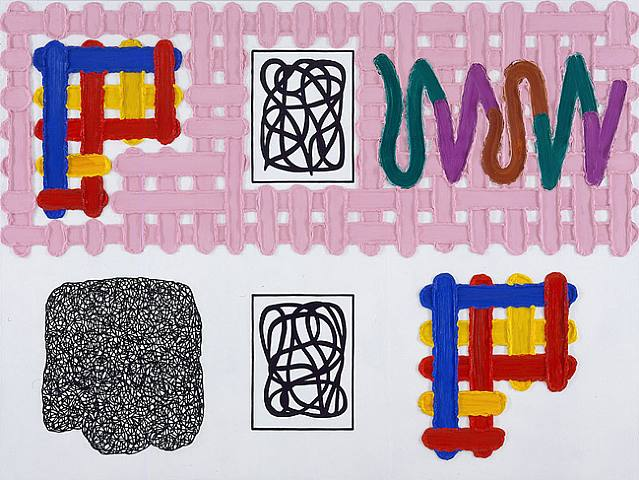 Jonathan Lasker, Reasonable Love