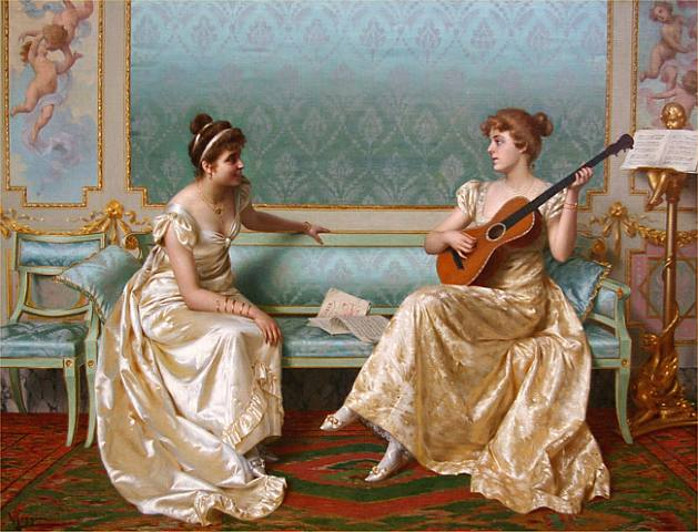 Vittorio Reggianini, The Guitar Recital