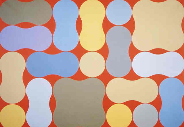 Tony Smith, Untitled (Louisenberg)