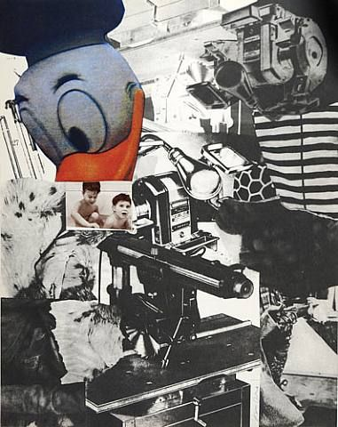 Jim Dine, Tool Box VI (Donald Duck)