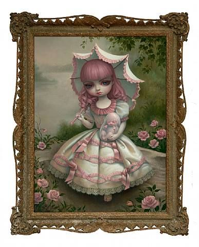 Mark Ryden, Virgin and Child