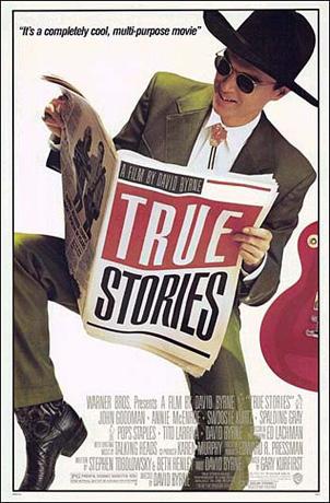 David Byrne - True Stories