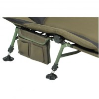 Pelzer Executive Double Bedchair Carped Lounger at low ...