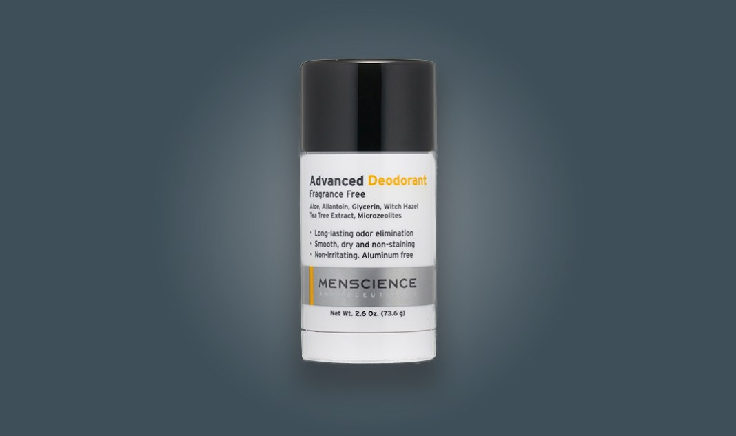 Menscience Androceuticals Advanced a Best Deodorants