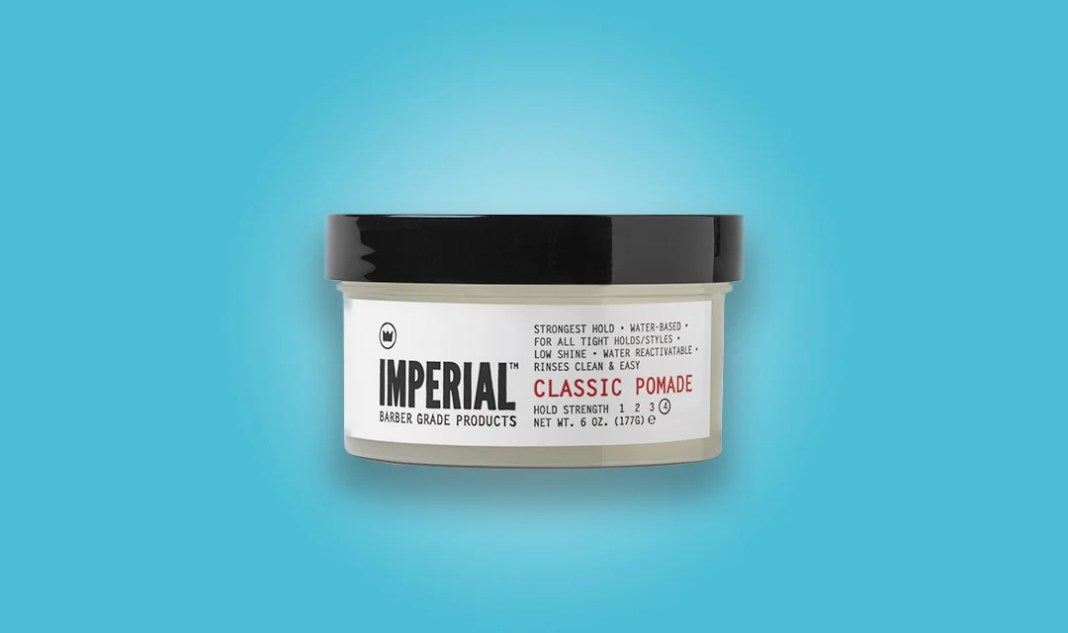 Imperial's Classic Pomade Hair Styling Products
