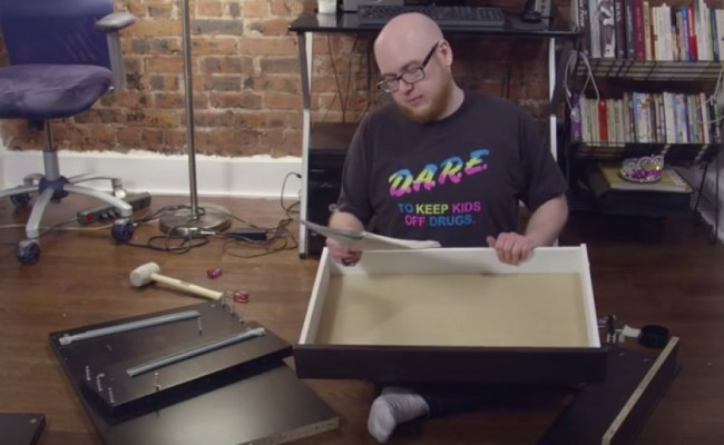 Ad Men Convince Craigslisters To Do Lsd And Build Ikea