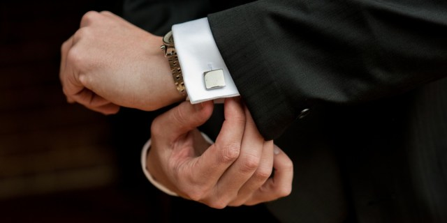 Image result for A pair of cufflinks