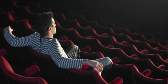 Going To The Movies By Yourself Is A Good Thing - AskMen