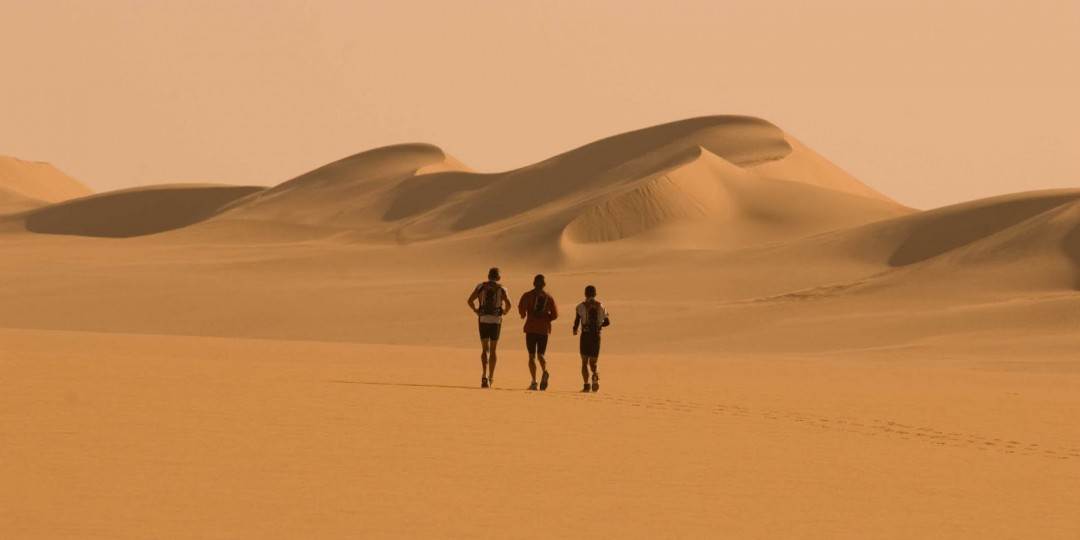 Desert Runners Interview AskMen