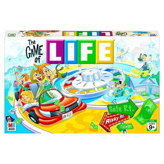 The Game Of Life 1960 Most Popular Board Games Ranked