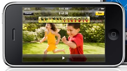 Flash Comes To iPhone: Tech News - Credit: Apple, Inc.