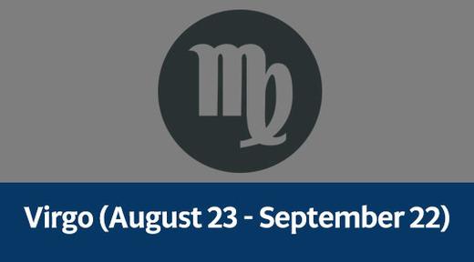Virgo (August 23 - September 22)