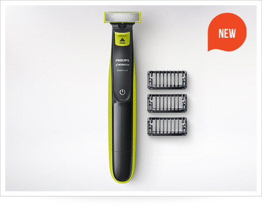 Philips Norelco OneBlade Electric Shavers