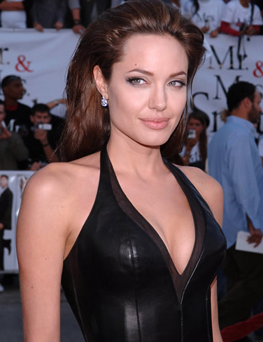 You Angelina jolie fakes