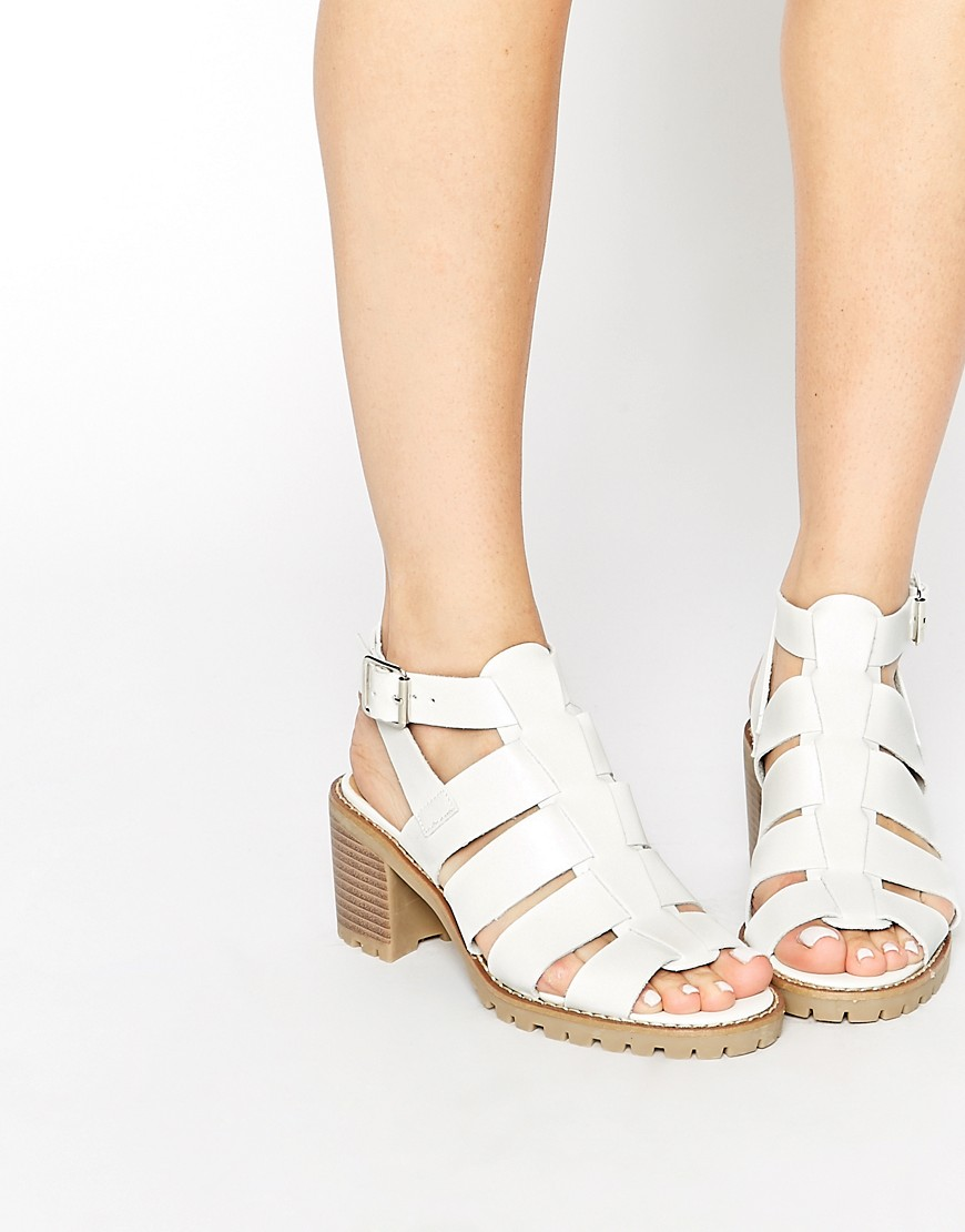 Image 1 of Truffle Collection Zada Gladiator Heeled Sandals