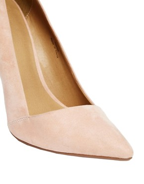 Image 3 of ASOS PENSIVE Pointed High Heels