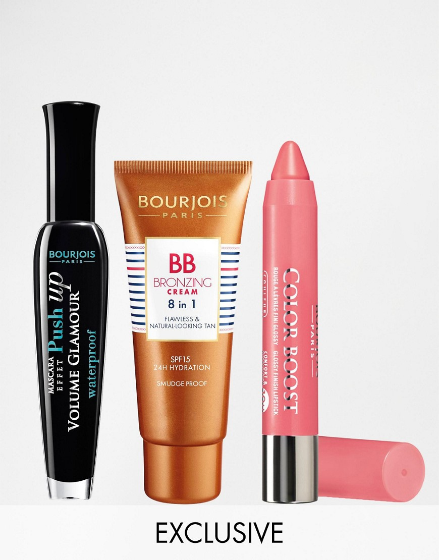 Imagen 1 de Set de maquillaje Summer Essentials exclusivo para ASOS de Bourjois AHORRA UN 29%