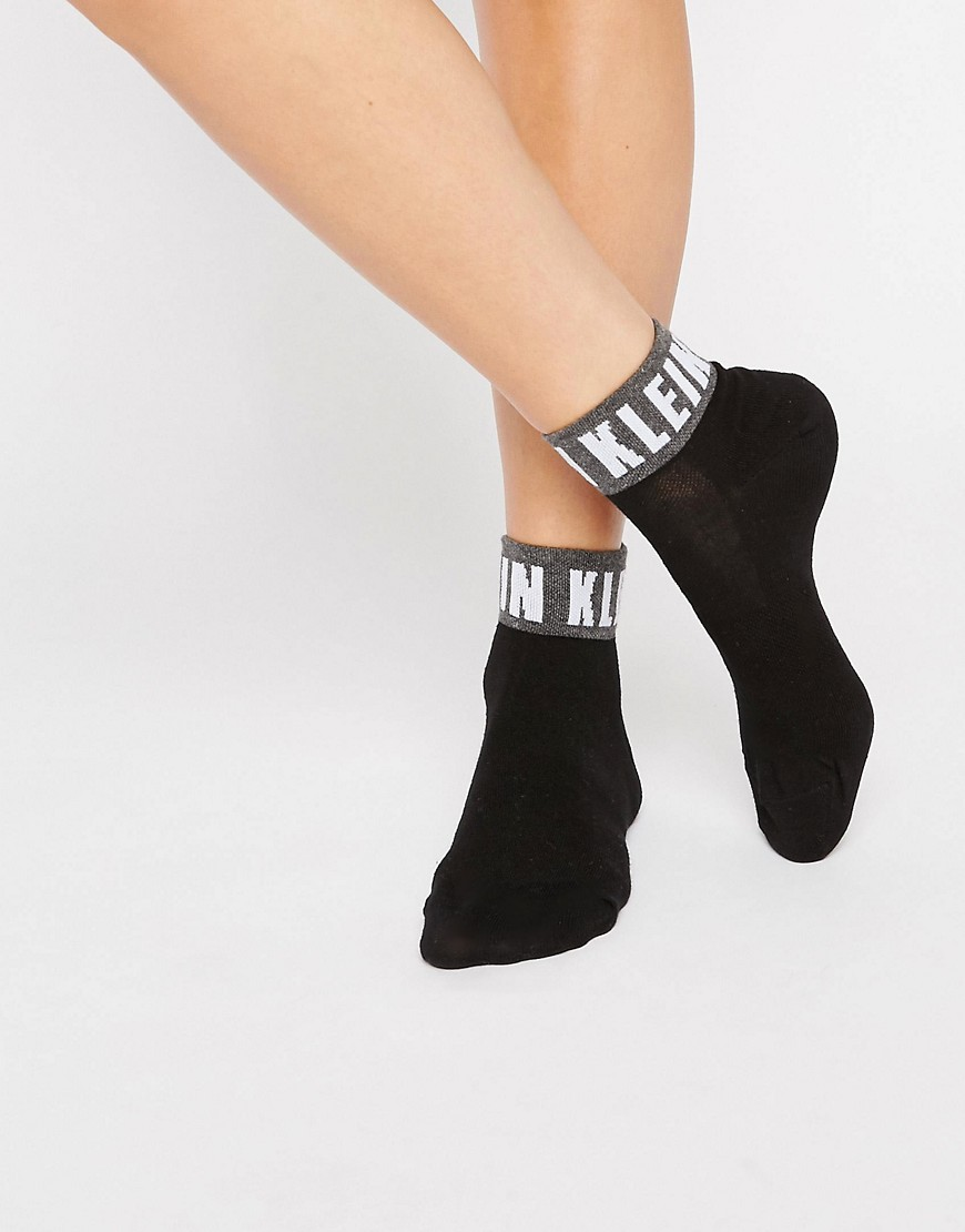 Calvin Klein Icon Logo Quarter Socks