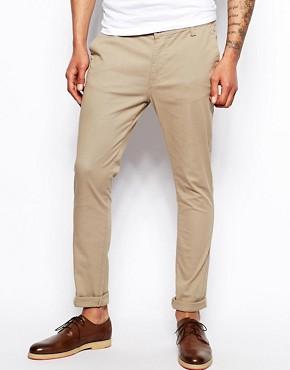 Image 1 - River Island - Pantalon chino skinny