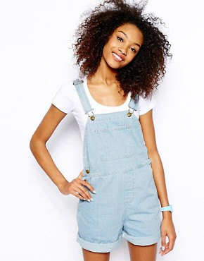 Image 1 of American Apparel Dungarees