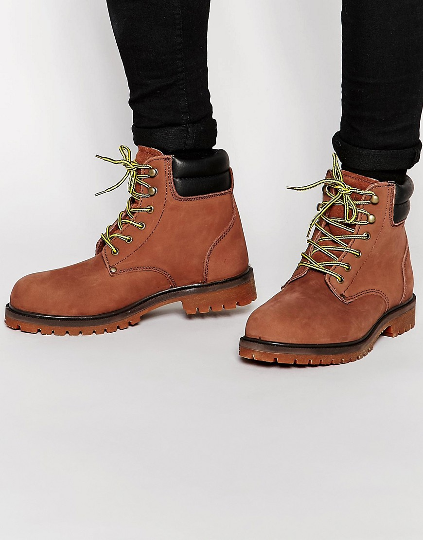 Image 1 - Jack & Jones - Stoke - Bottines en cuir