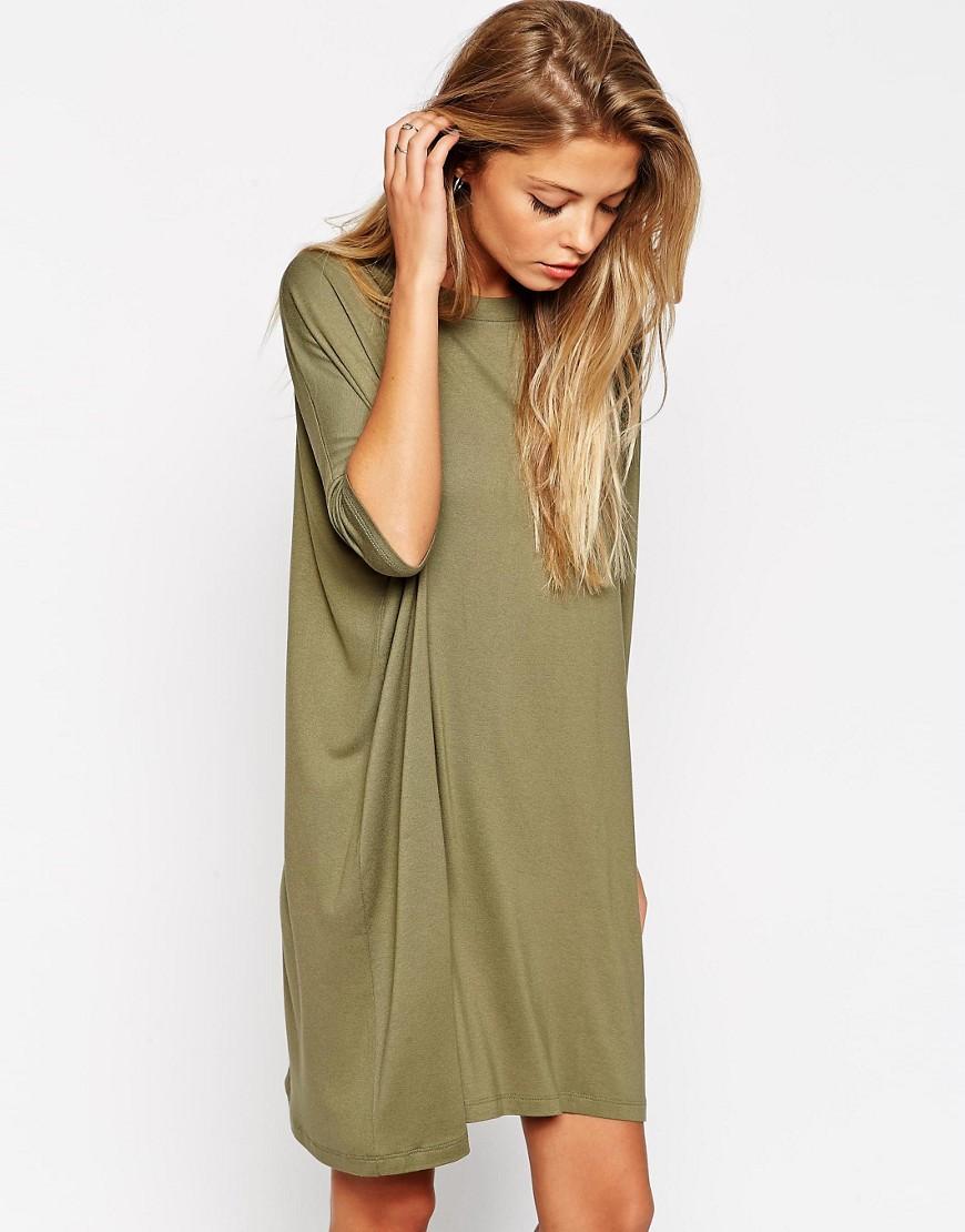 Image 1 ofASOS The T-Shirt Dress