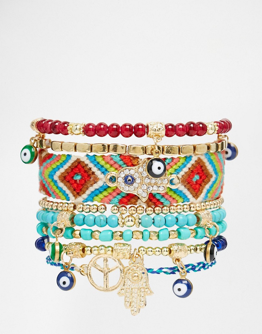 Image 1 ofALDO Yousra Multipack Bracelet