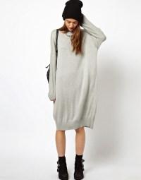 ASOS | ASOS Oversized Jumper Dress at ASOS