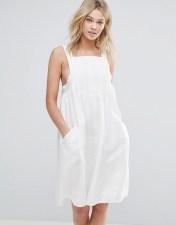 d.RA d.RA Ellie Pocketed Shift Dress - White 2018