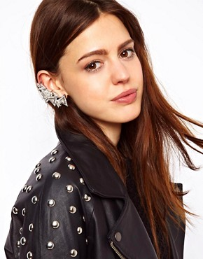 ASOS Triangle Ear Cuff