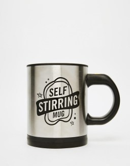 Self Stirring Mug Unique And Quirky Gift Ideas Any Odd Person Will Appreciate (Fun Gifts!)