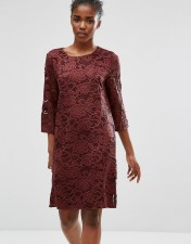 b.Young b.Young Lace Dress - Purple 2018