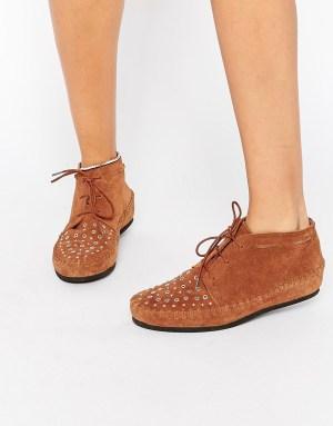 Tan Boots at Asos