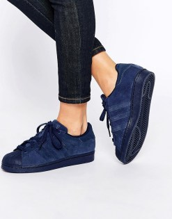 Image 1 of adidas Originals Superstar RT Tonal Night Indigo Trainers