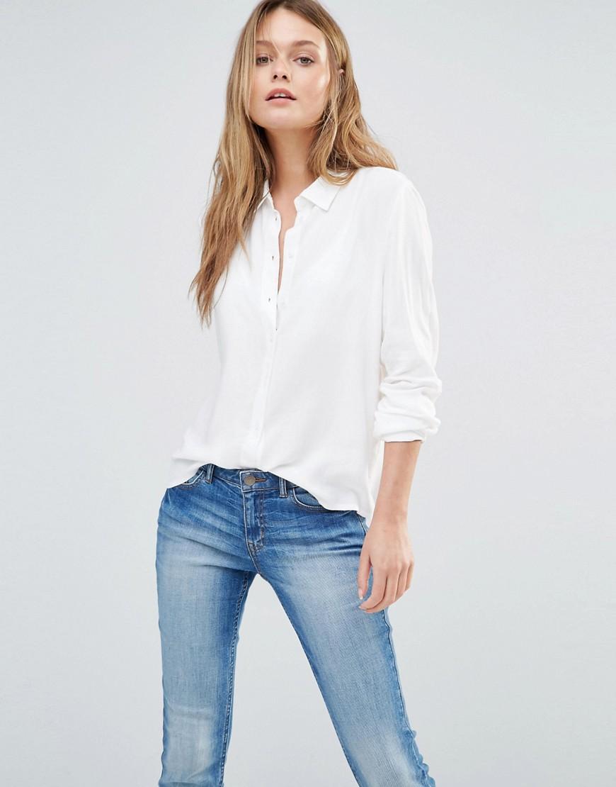 Image 1 ofJ.D.Y White Shirt