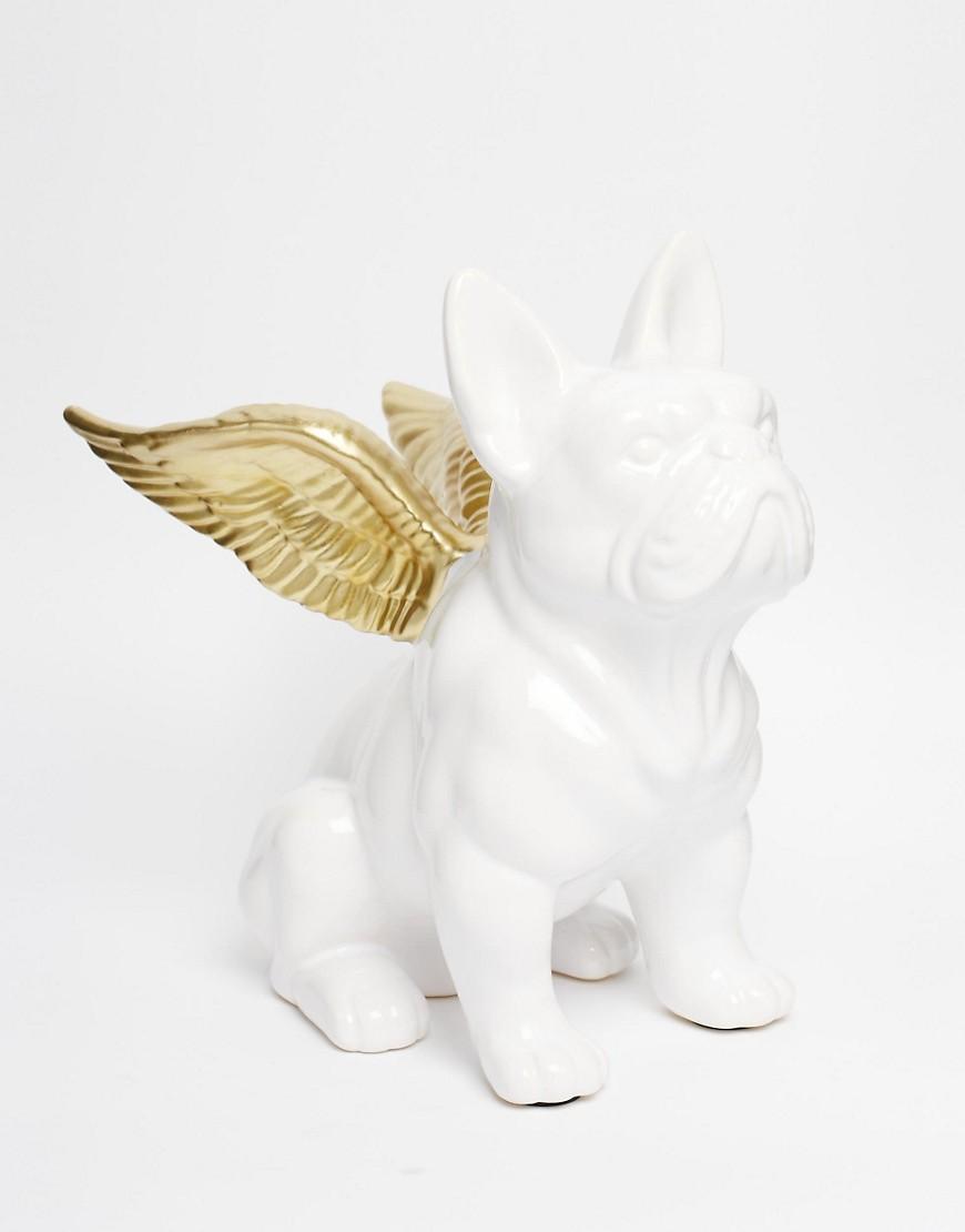 Image 1 ofWhite Bulldog Money Pot cheap gift ideas for teen girls
