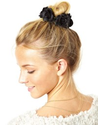 ASOS | ASOS Rose Hair Bun Holder at ASOS