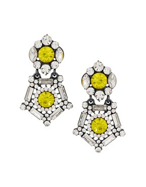 Image 1 of ASOS Fever Earrings