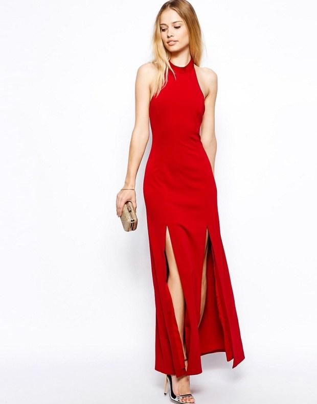 Longue-robe-rouge-maxi-Jarlo-Orla-Asos