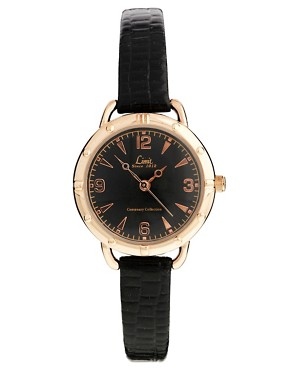 Image 1 ofLimit Rose Gold Face Watch