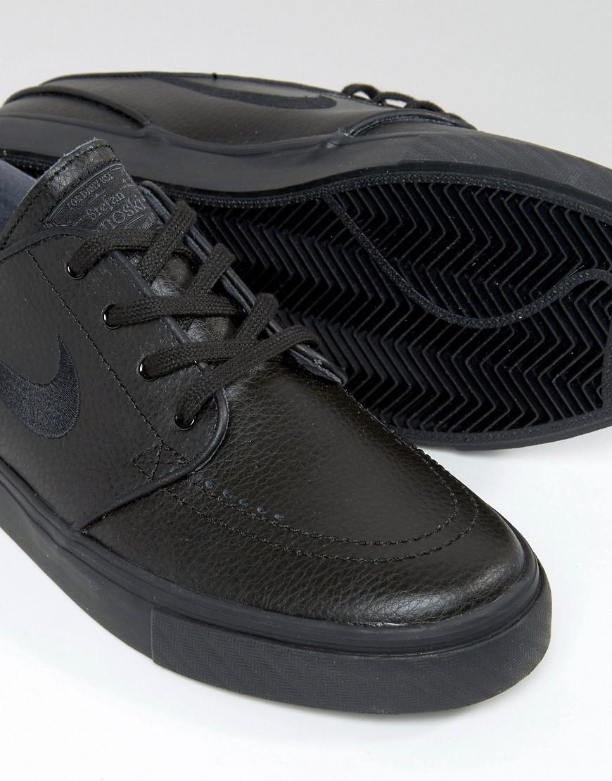 Image 4 ofNike Meadow '16 Prem Trainers In Black 833463-100