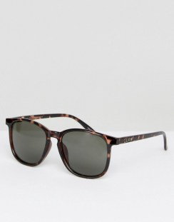 db6f14e4df Quay Australia Square Sunglasses In Tort - Brown