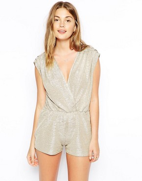 Lasula Golden Girl Playsuit