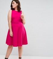Pink Clove Pink Clove Skater Dress - Pink 2018