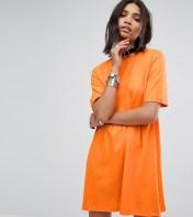 Rokoko Rokoko Smock T-Shirt Dress - Orange 2018