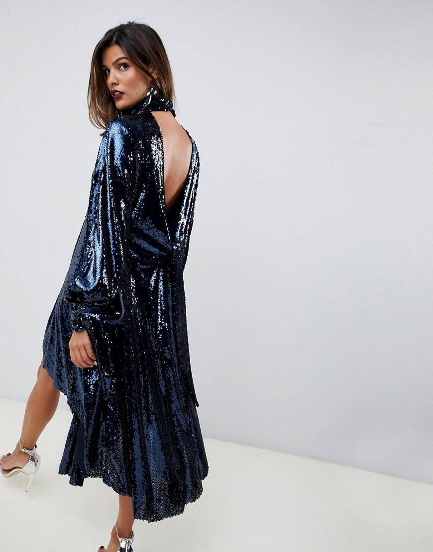 Asos kleider lang pailletten  Neue stilvolle Jacken