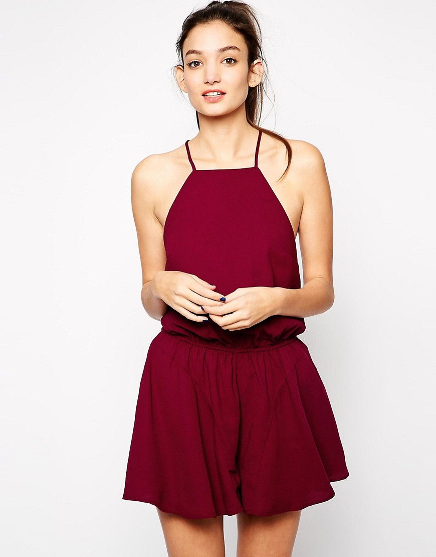 playsuit asos the fifth