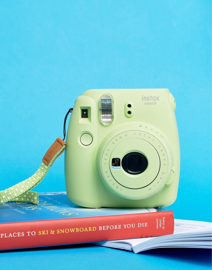 Cámara instantánea en lima Instax Mini 9 de Fujifilm Instax Mini 9 Instax Mini 9 Parent image1xxl